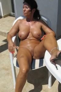exhib de mes gros seins 23
